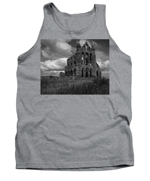 Whitby Abbey, North York Moors Tank Top