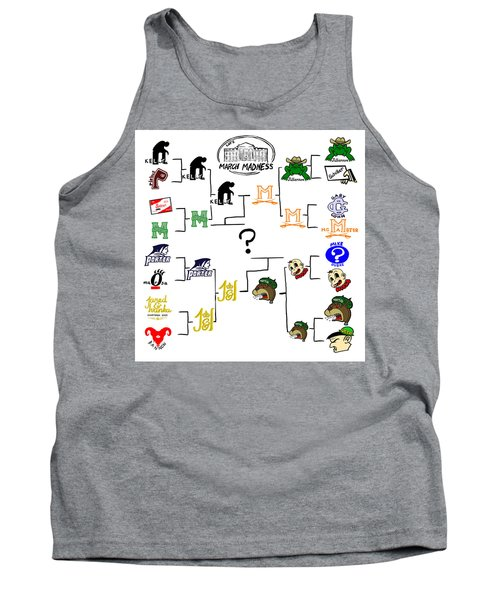 White House March Madness Tank Top