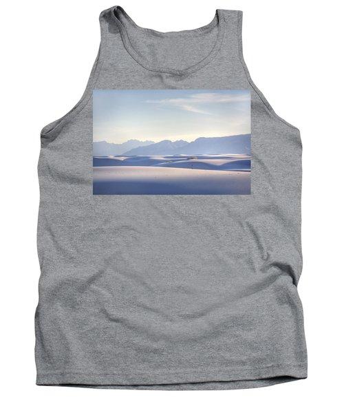 White Sands Blue Sky Tank Top