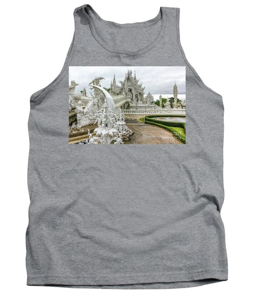 White Temple Thailand Tank Top