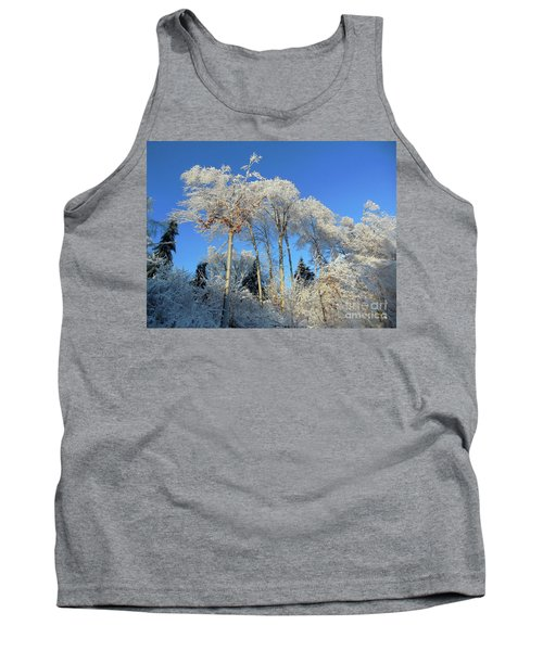 White Trees Clear Skies Tank Top