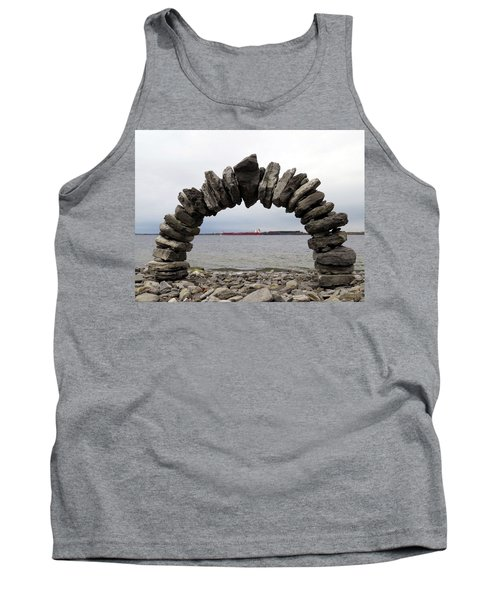 Whitefish Bay Under The Arch Tank Top