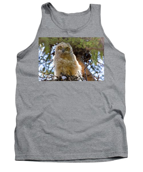 Who Are You Tank Top