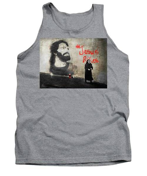 Tank Top featuring the photograph Who Knew by Pennie  McCracken