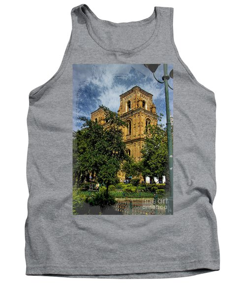 Tank Top featuring the photograph Why Do I Live Here? II by Al Bourassa
