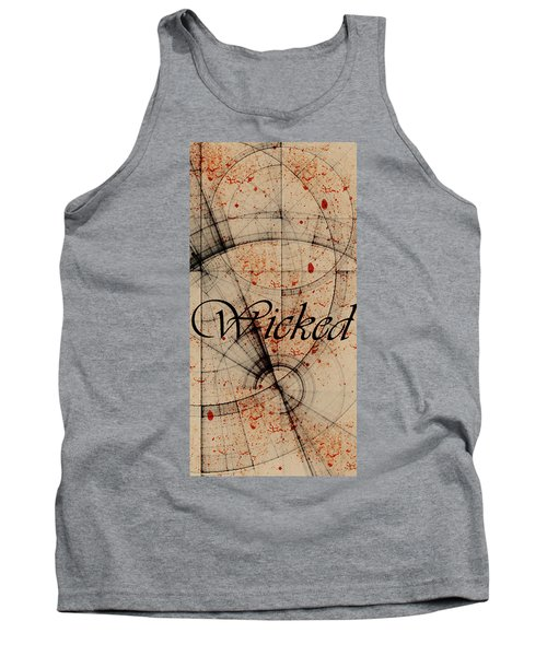 Wicked Tank Top by Cynthia Powell