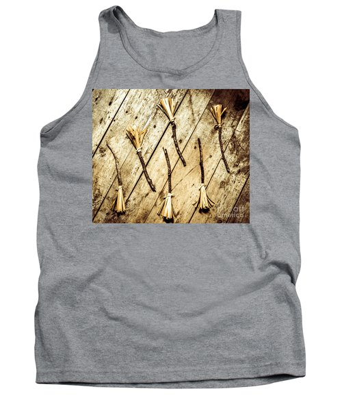 Wicked Witch Broomsticks Tank Top