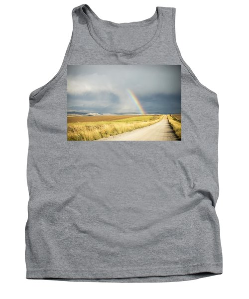 Wide Open Spaces Tank Top
