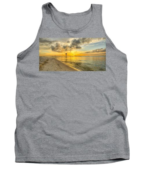 Wiggins Pass State Park Tank Top