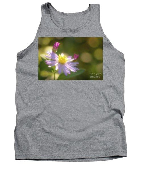 Wild Chrysanthemum Tank Top