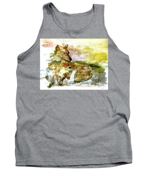Wild Country Wolf Tank Top