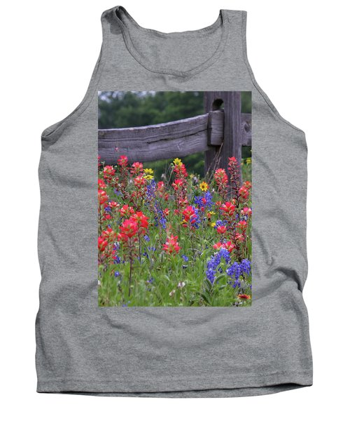 Wild Flowers Tank Top