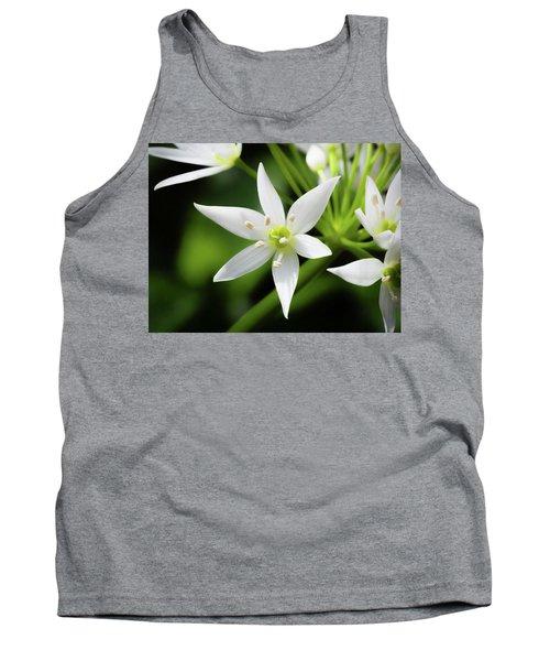 Wild Garlic Flower Tank Top