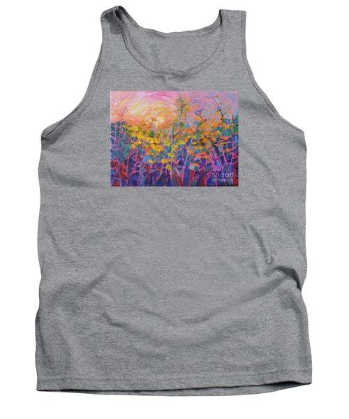 Wildflower II Tank Top