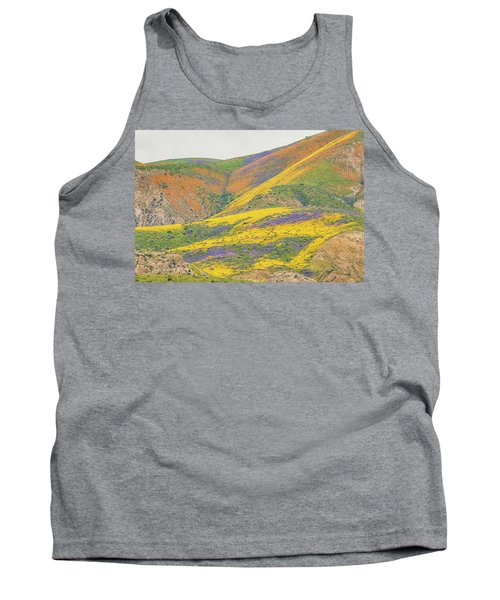 Wildflowers At The Summit Tank Top