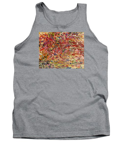 Wildflowers Dancing With The Light Tank Top
