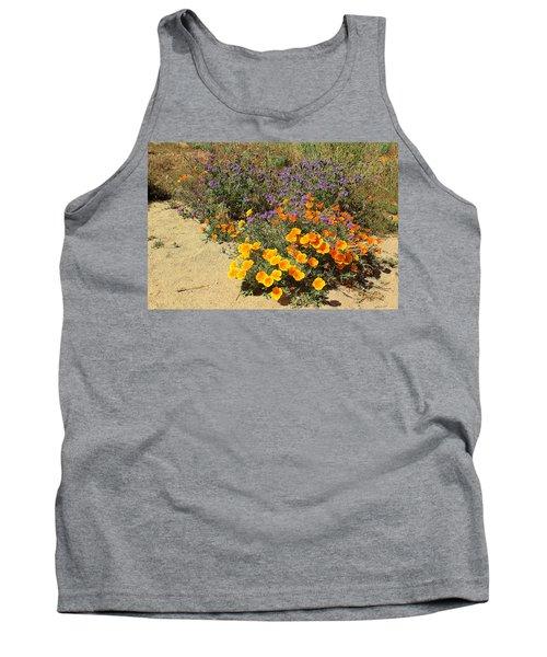 Wildflowers In Spring Tank Top
