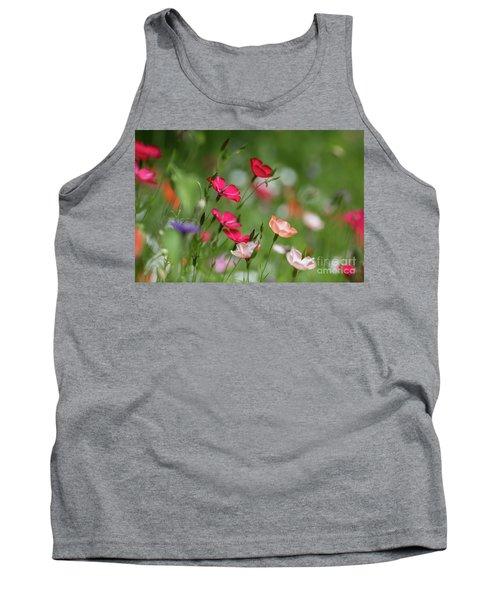 Wildflowers Meadow Tank Top