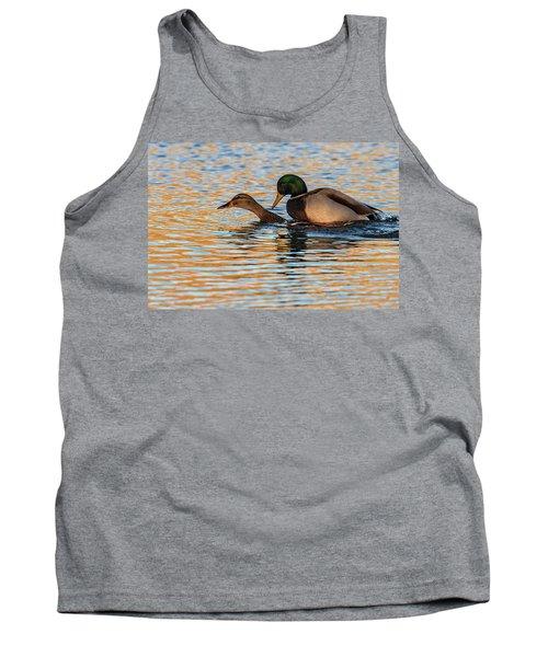 Wildlife Love Ducks  Tank Top