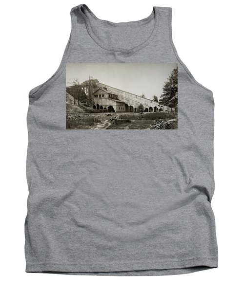 Wilkes Barre Twp Pa Empire Number 5 Coal Breaker 1880 Lehigh And Wb Coal Co. Tank Top