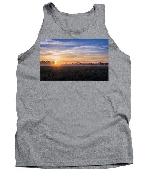 Willamette Valley Sunrise Tank Top