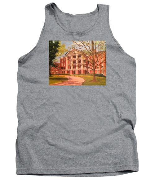 William Peace University Tank Top