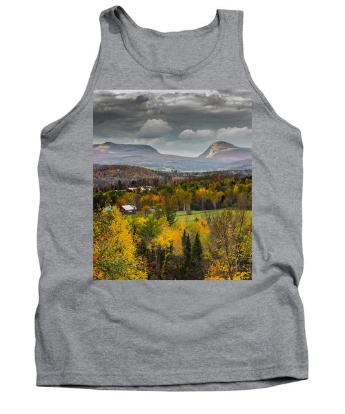 Willoughby Gap Late Fall Tank Top by Tim Kirchoff