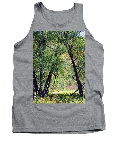 Willow Cathedral Tank Top