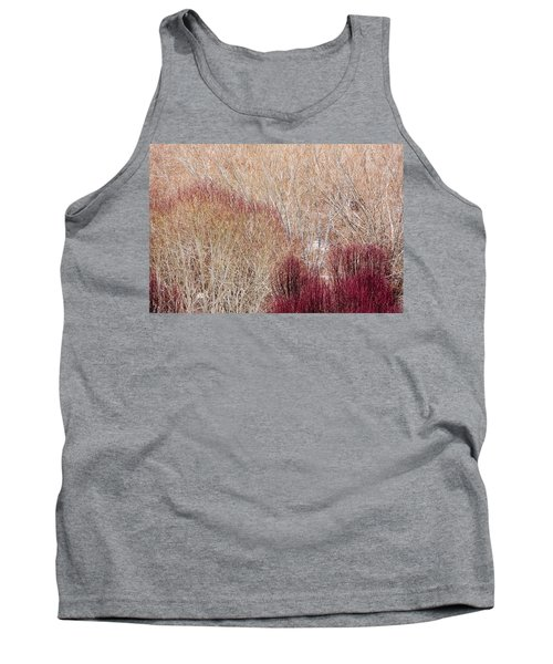 Willows In Winter Tank Top