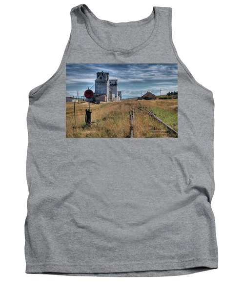 Wilsall Grain Elevators Tank Top
