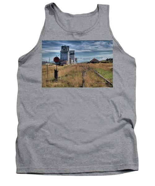 Wilsall Grain Elevators Tank Top