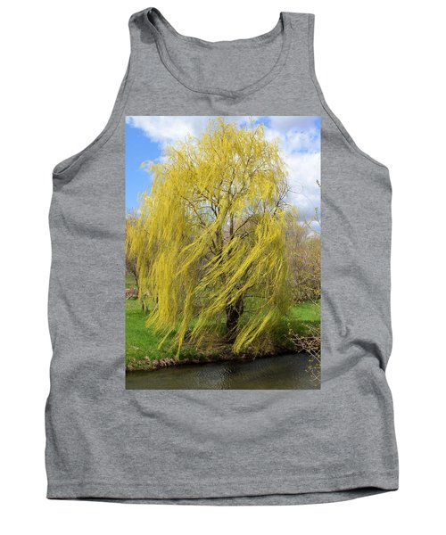 Wind In The Willow Tank Top