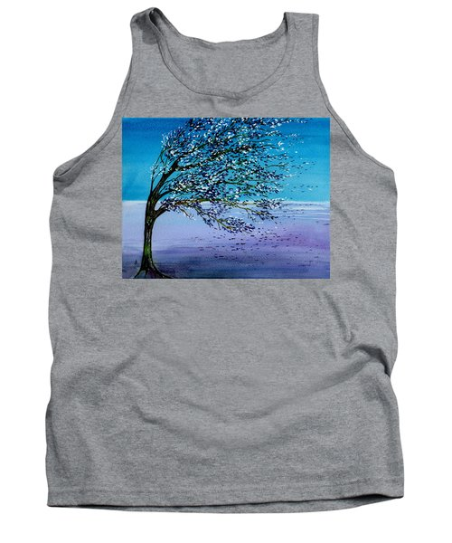 Windblown Tank Top