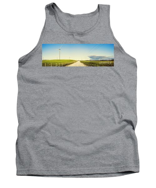 Windfarm Way Tank Top