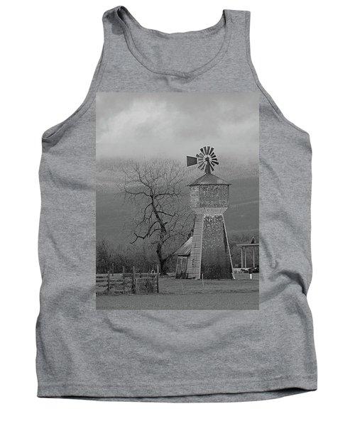 Windmill Of Old Tank Top by Suzy Piatt