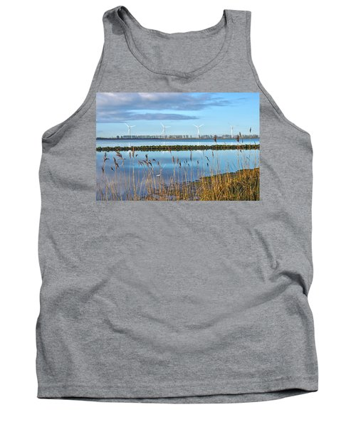 Windmills On A Windless Morning Tank Top