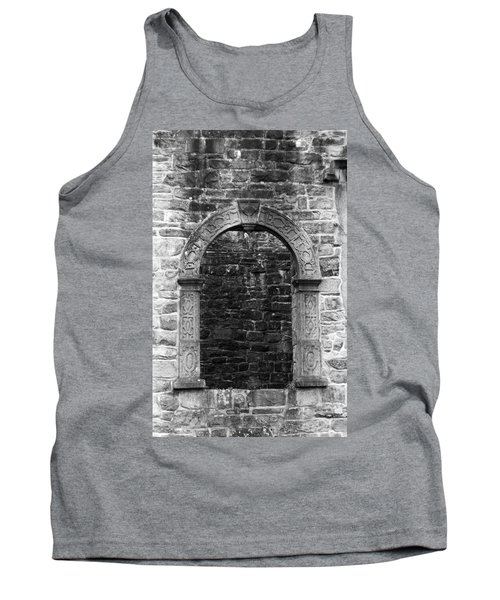 Window At Donegal Castle Ireland Tank Top