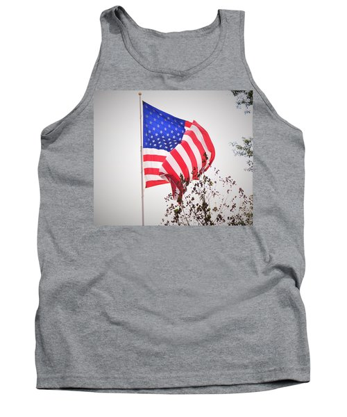 Long May It Wave Tank Top
