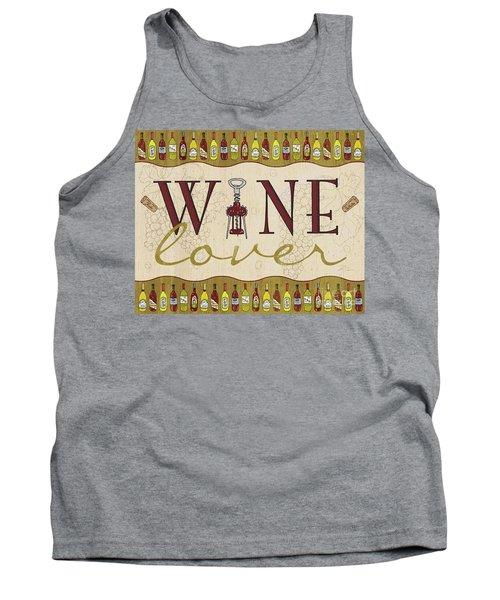 Wine Lover Tank Top