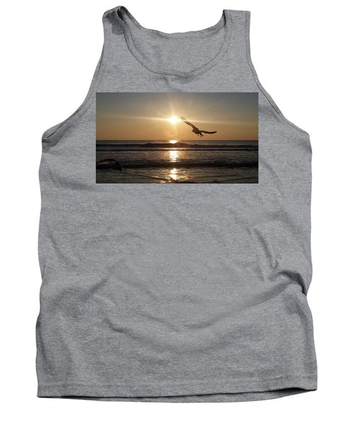 Wings Of Sunrise Tank Top