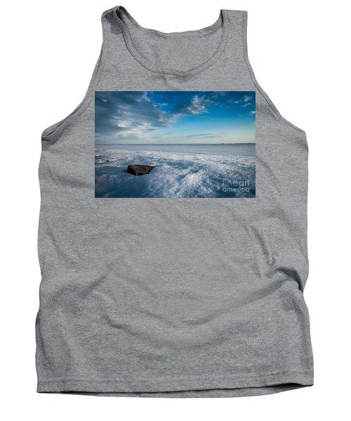 Winter Beach Tank Top
