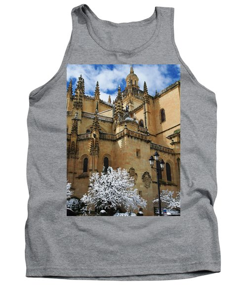 Winter Cathedral Tank Top