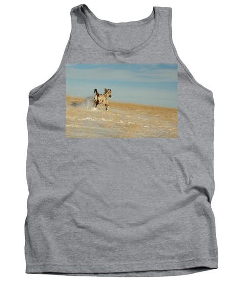 Winter Charger Tank Top