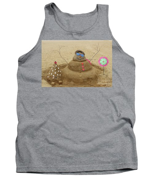 Tank Top featuring the photograph Winter In July by Colleen Kammerer