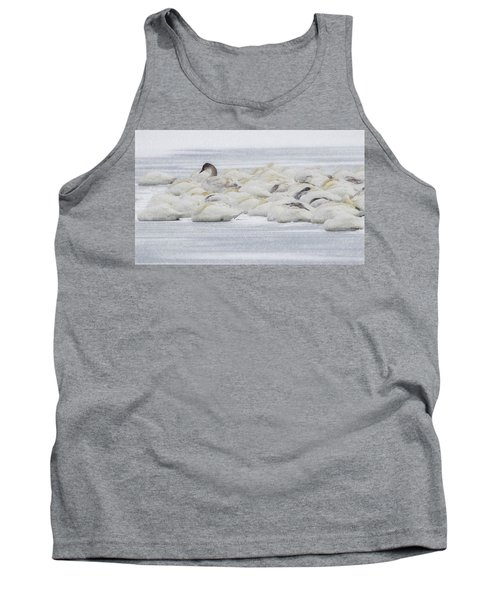 Tank Top featuring the photograph Winter by Kelly Marquardt