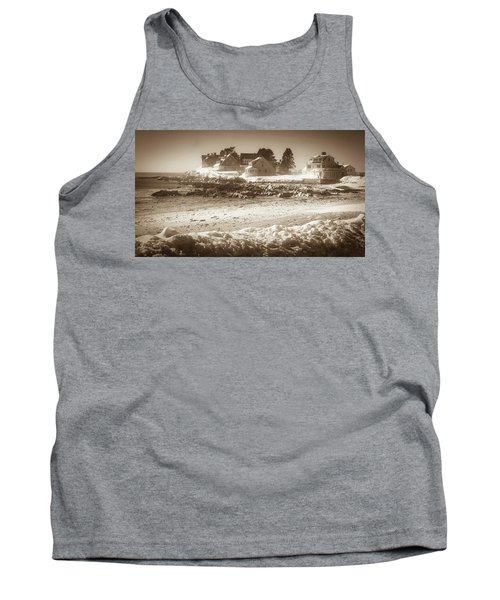 Winter - Lord's Point - Kennebunk Tank Top