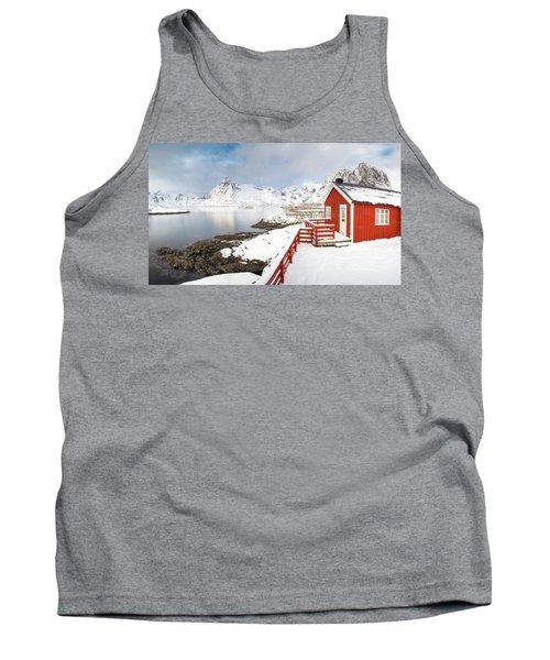 Winter Morning Tank Top