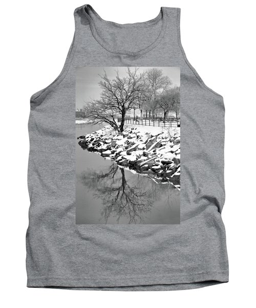 Winter Reflection Tank Top