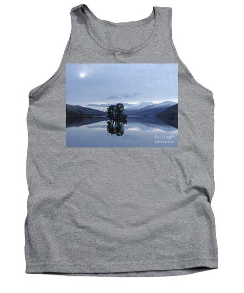 Winter Reflections - Loch Tay Tank Top