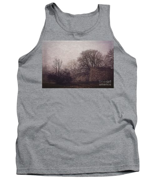 Winter Without Snow Tank Top